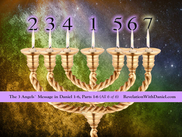 3 Angels' Messages in Daniel 1-6 - ePub Files