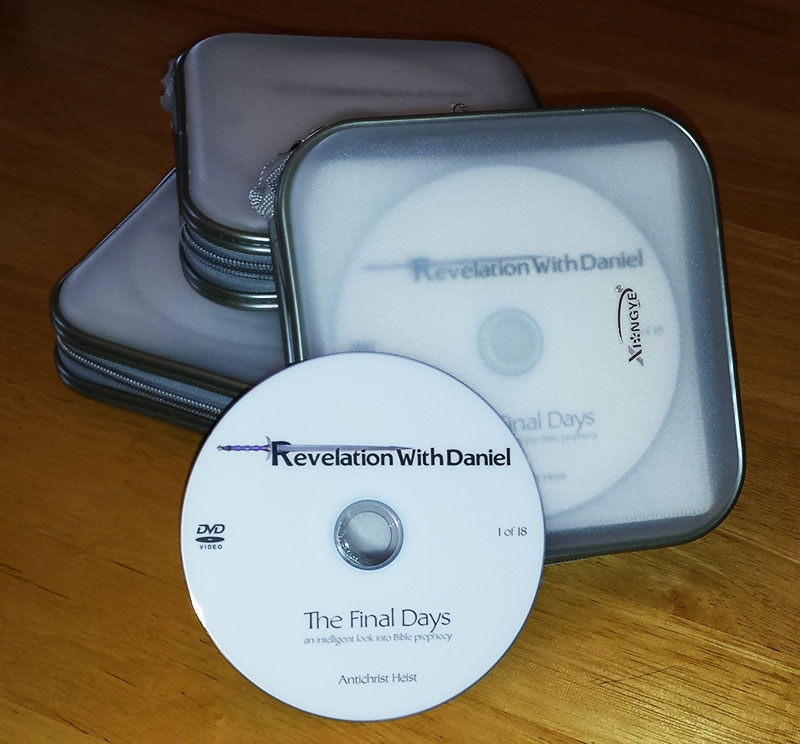 The Final Days Prophecy Series DVD Set