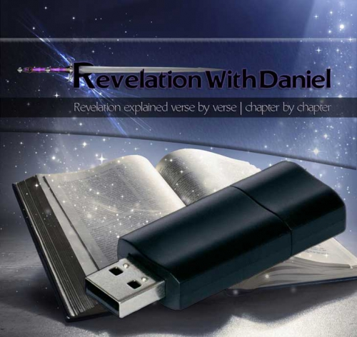 RevelationWithDaniel Verse by Verse - 30 Videos on USB