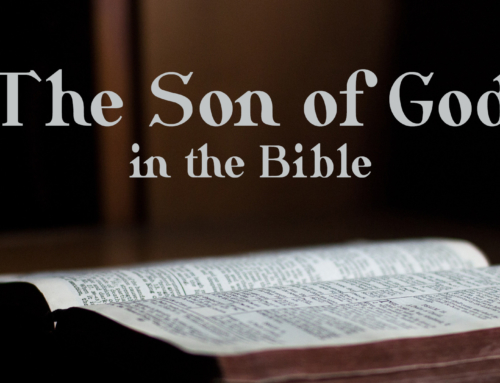 The Son of God in the Bible