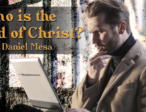 Who is the God of Christ?