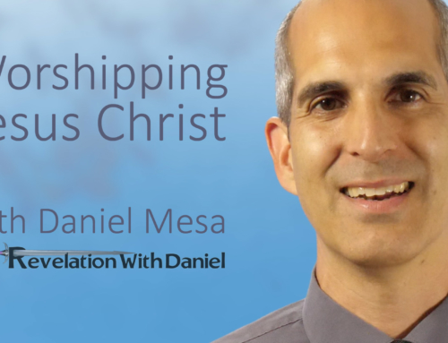 Worshipping Jesus with Daniel Mesa