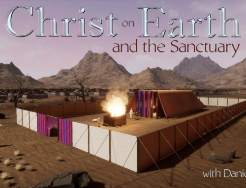 Christ on Earth and the Sanctuary