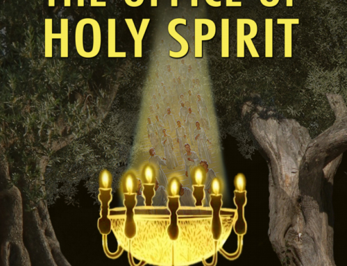The Office of Holy Spirit – Book by David Sims