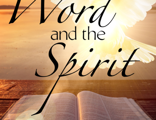 The Word and the Spirit – Book by Corey McCain