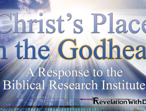 A Response to Christ's Place in the Godhead by the Biblical Research Institute (BRI)