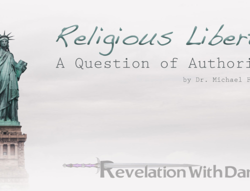 Religious Liberty: A Question of Authority – with Dr. Michael Farris