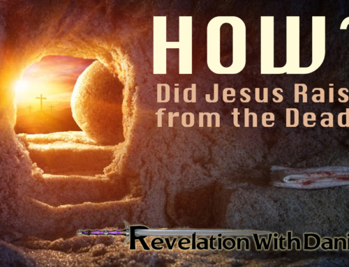 How did Jesus Raise from the Dead?