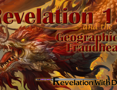 Revelation 13 and the Geographical Fraudhead