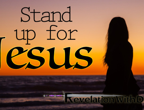 Stand Up for Jesus – Christina Hilton