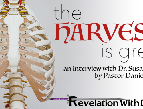 The Harvest is Great – an Interview with Dr. Susan Allen