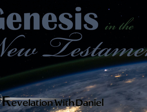 Genesis in the New Testament